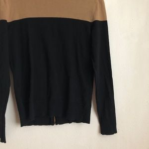 Anne Klein Sweaters - Anne Klein sweater size small zippered down S